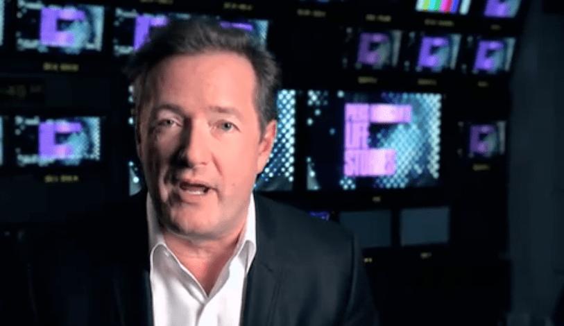ITV Piers Morgan Launch